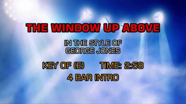George Jones - The Window Up Above