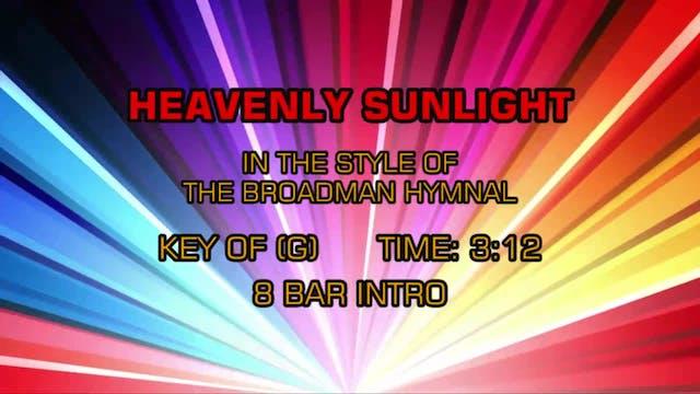 Gospel - Hymn - Heavenly Sunlight