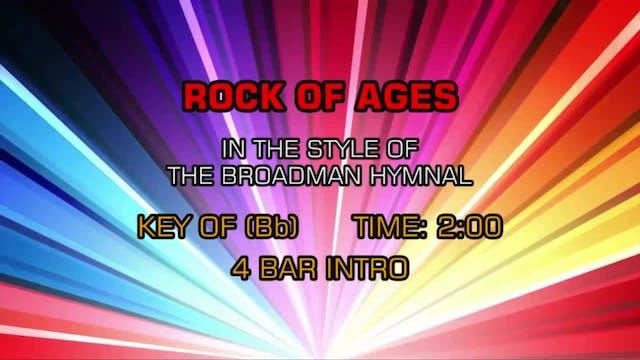 Gospel - Hymn - Rock Of Ages