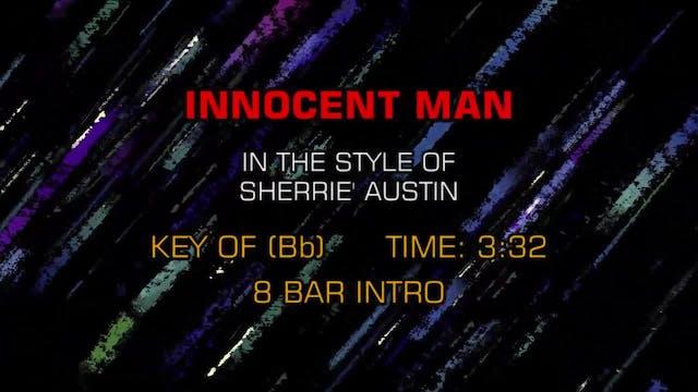 Sherrie Austin - Innocent Man