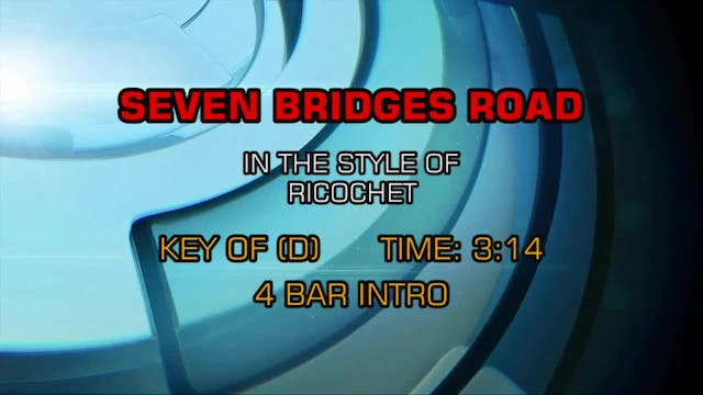 Ricochet - Seven Bridges Road