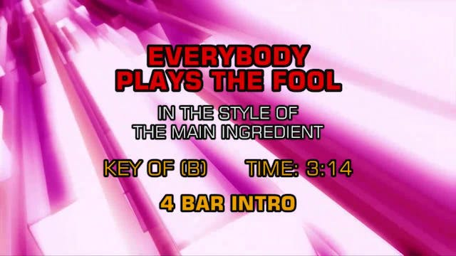 The Main Ingredient - Everybody Plays...