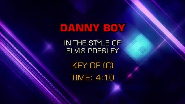 Elvis Presley - Danny Boy