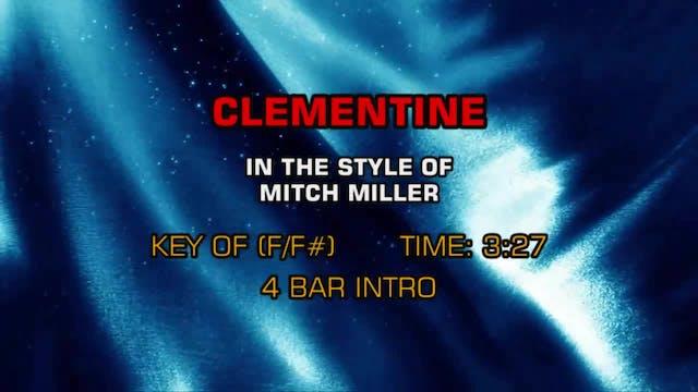 Mitch Miller - Clementine