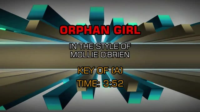 Mollie O'Brien - Orphan Girl