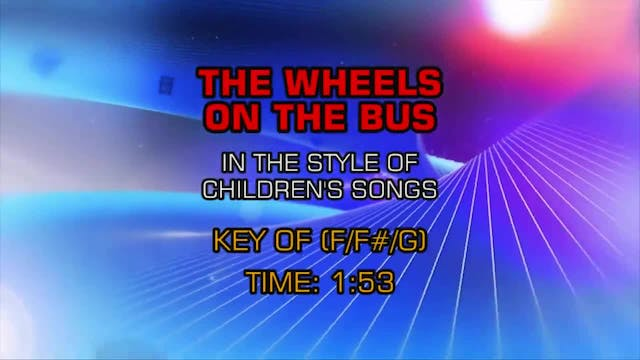 Children's Fun Songs - The Wheels On ...
