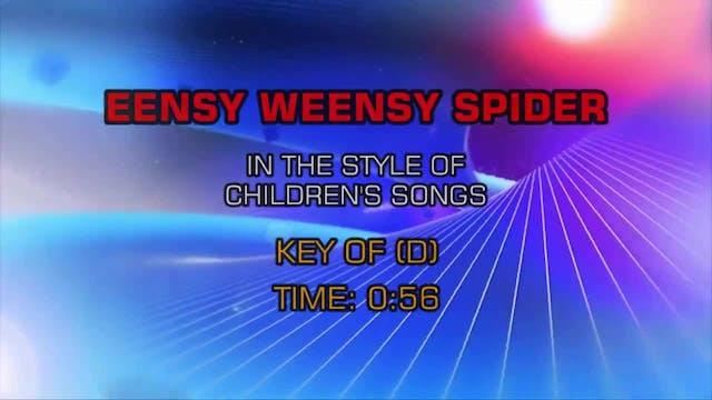 Children's Fun Songs - Eensy Weensy S...