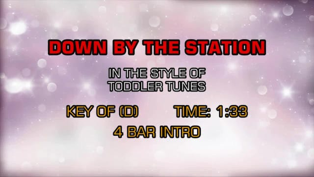 Children's Toddler Tunes - Down By Th...