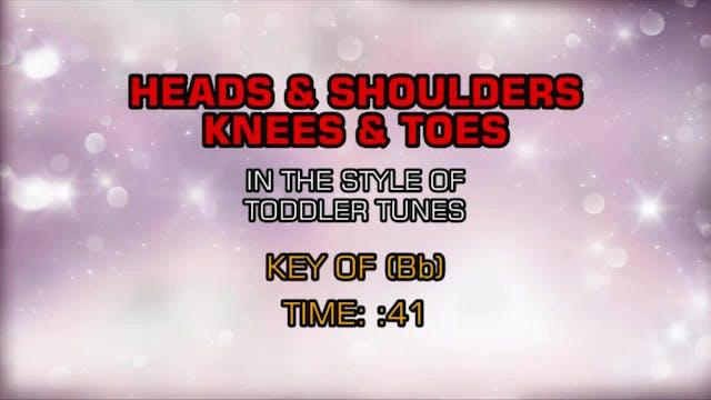 Children's Toddler Tunes - Heads & Sh...