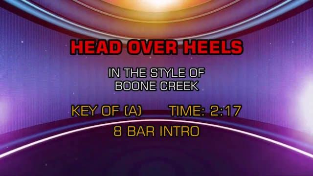 Boone Creek - Head Over Heels