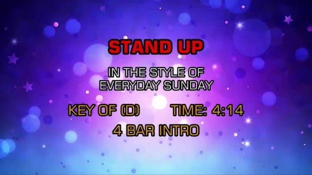 Everyday Sunday - Stand Up