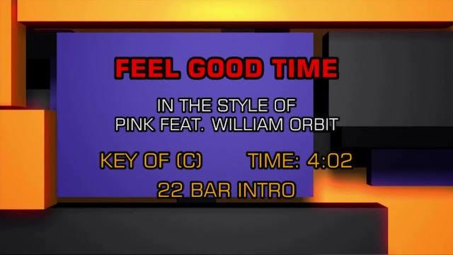 Pink (feat. William Orbit) - Feel Goo...