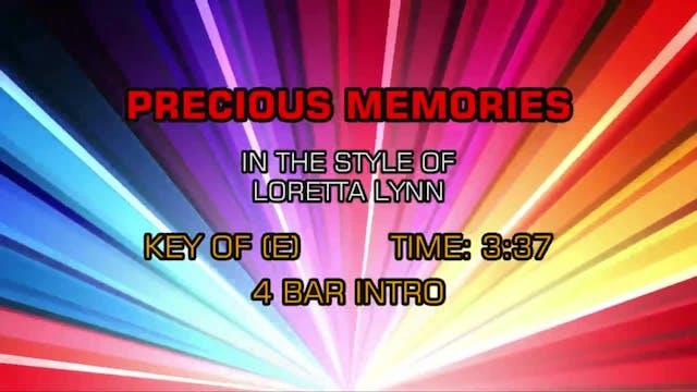 Loretta Lynn - Precious Memories