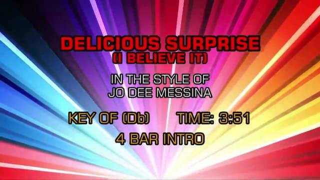 Jo Dee Messina - Delicious Surprise (...