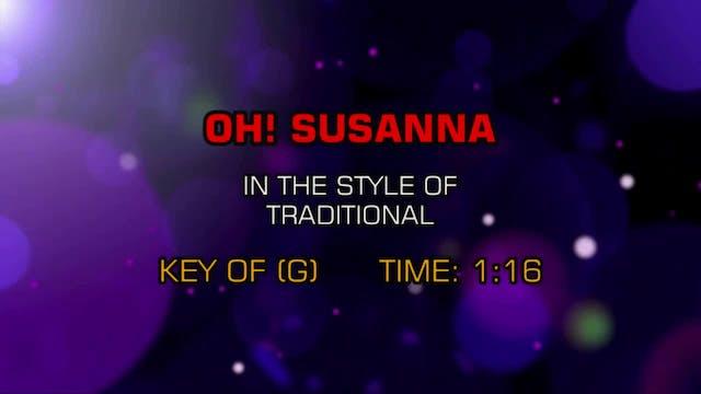 Standard - Oh! Susanna