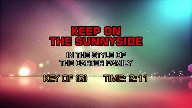 The Whites - Keep On The Sunnyside