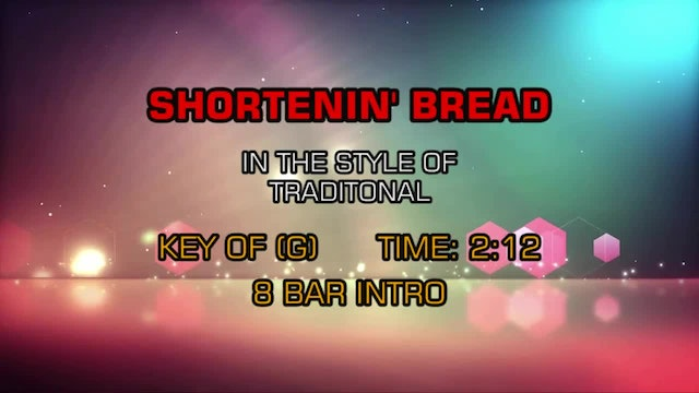 Standard - Shortenin' Bread