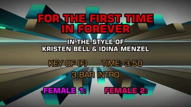 Kristen Bell & Idina Menzel - For The...