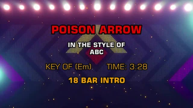 ABC - Poison Arrow