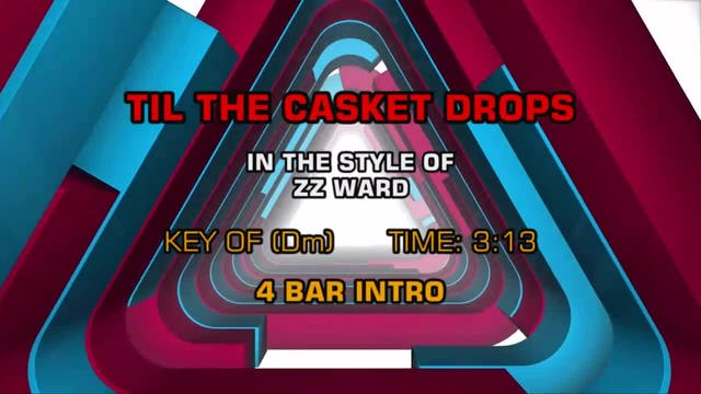 ZZ Ward - Til The Casket Drops
