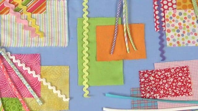 2 of 3 Designing, Fabrics & Trims