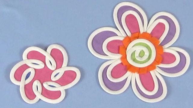 3 of 3 Free Standing Appliques & Sewi...