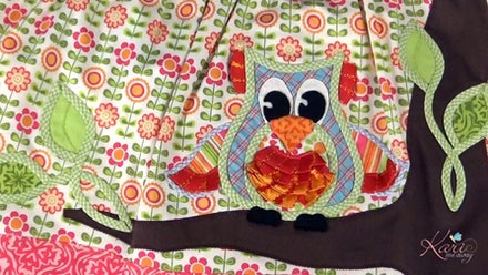 Kari's Sewing With Whimsy Video