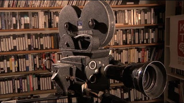 The story of Kartemquin's first camera