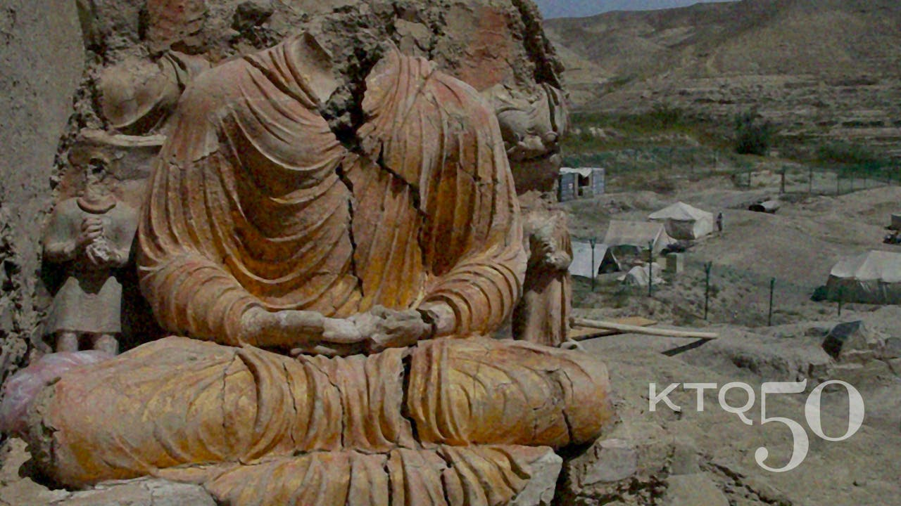 Saving Mes Aynak  (Free to the people of Afghanistan)