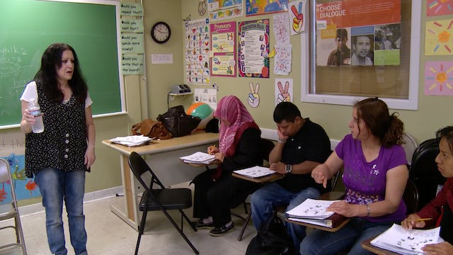 Stranded by the State - Episode 5 / Adult Education