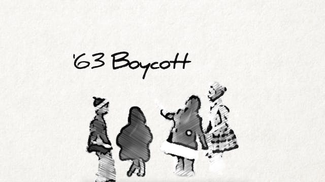 '63 Boycott (for high school licensing)