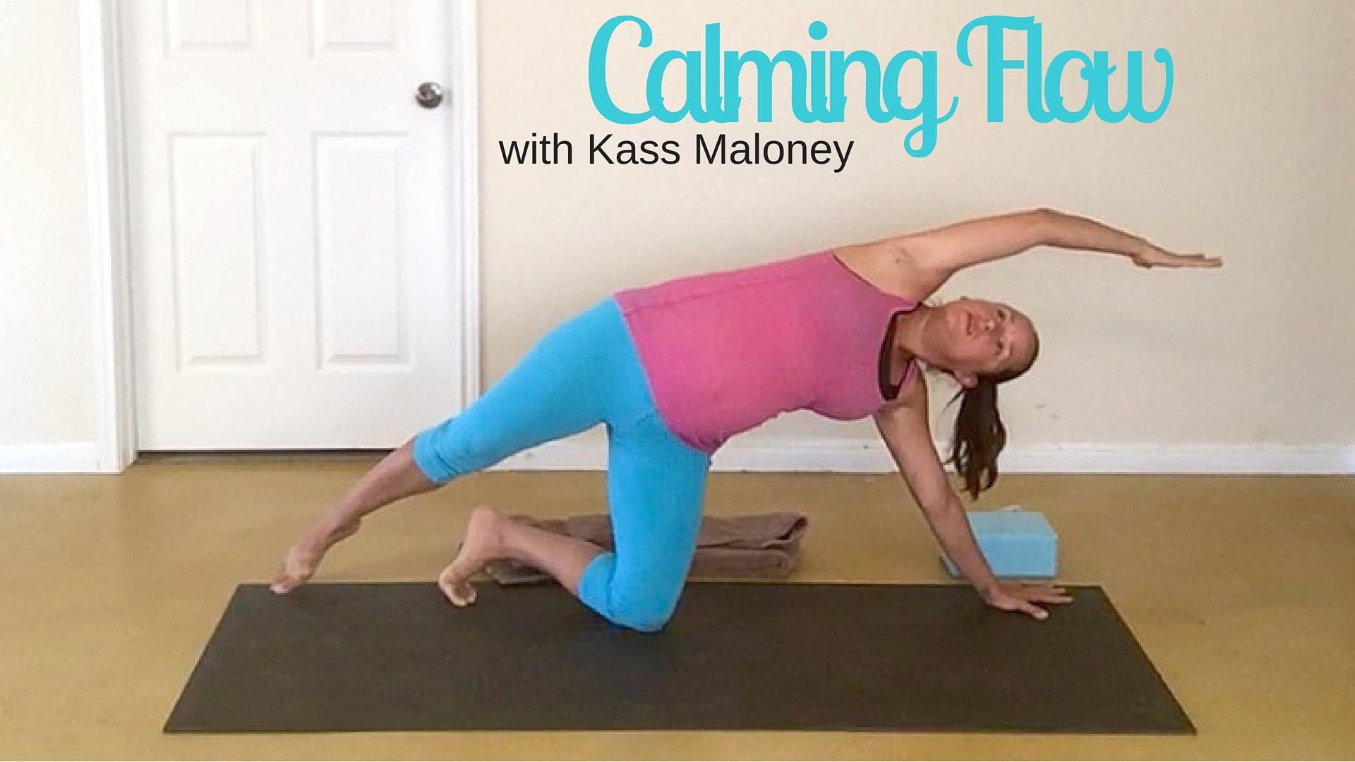 Prenatal Yoga | Calming Flow