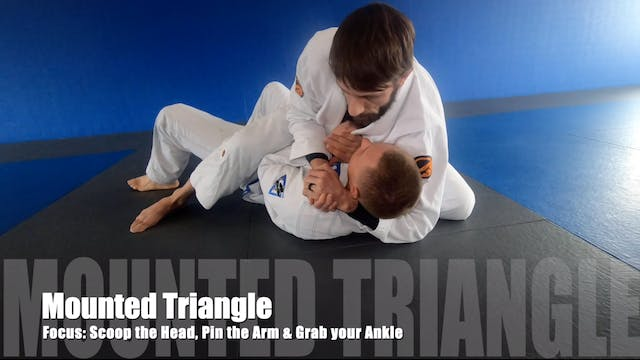 Mount Armlocks&Triangles 5of5