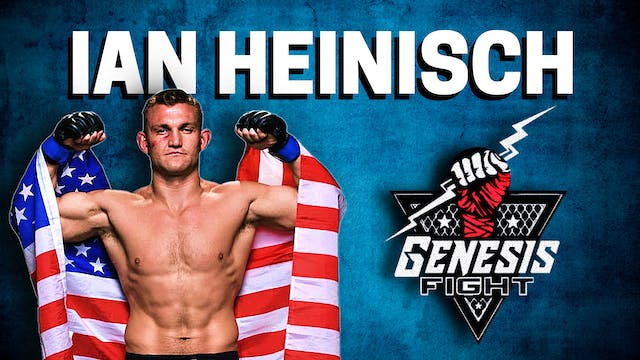 "Ian ""The Hurricane"" Heinisch"