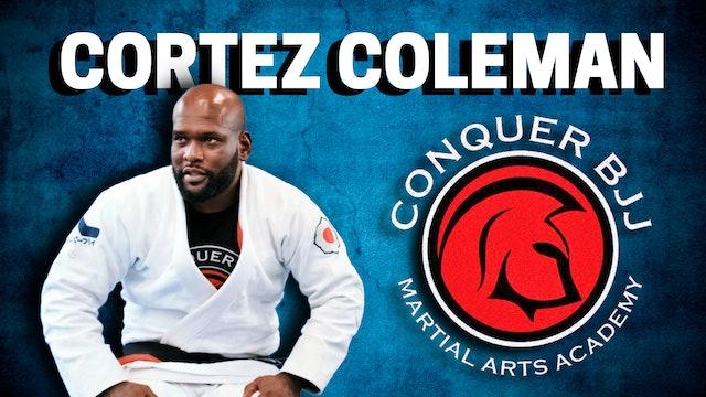 Professor Cortez Coleman