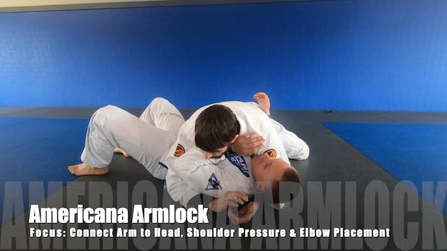 Mount Armlocks&Triangles 2of5