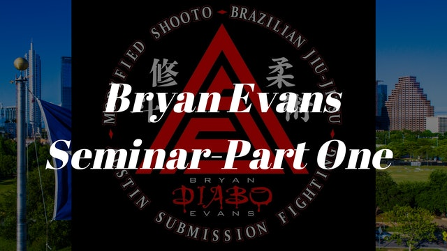 Bryan Evans 1of3