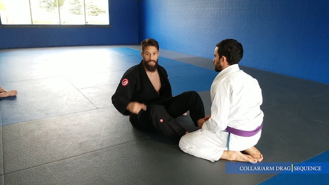 Collar Drag Sequence - 2of5