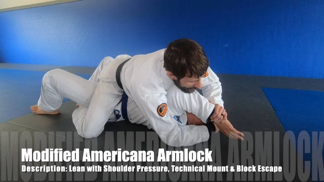 Mount Armlocks&Triangles 3of5