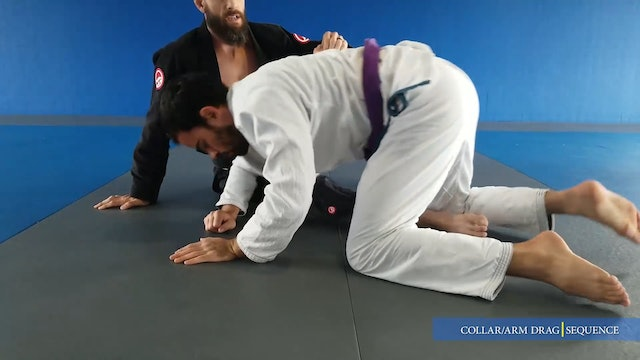 Collar Drag Sequence - 5of5
