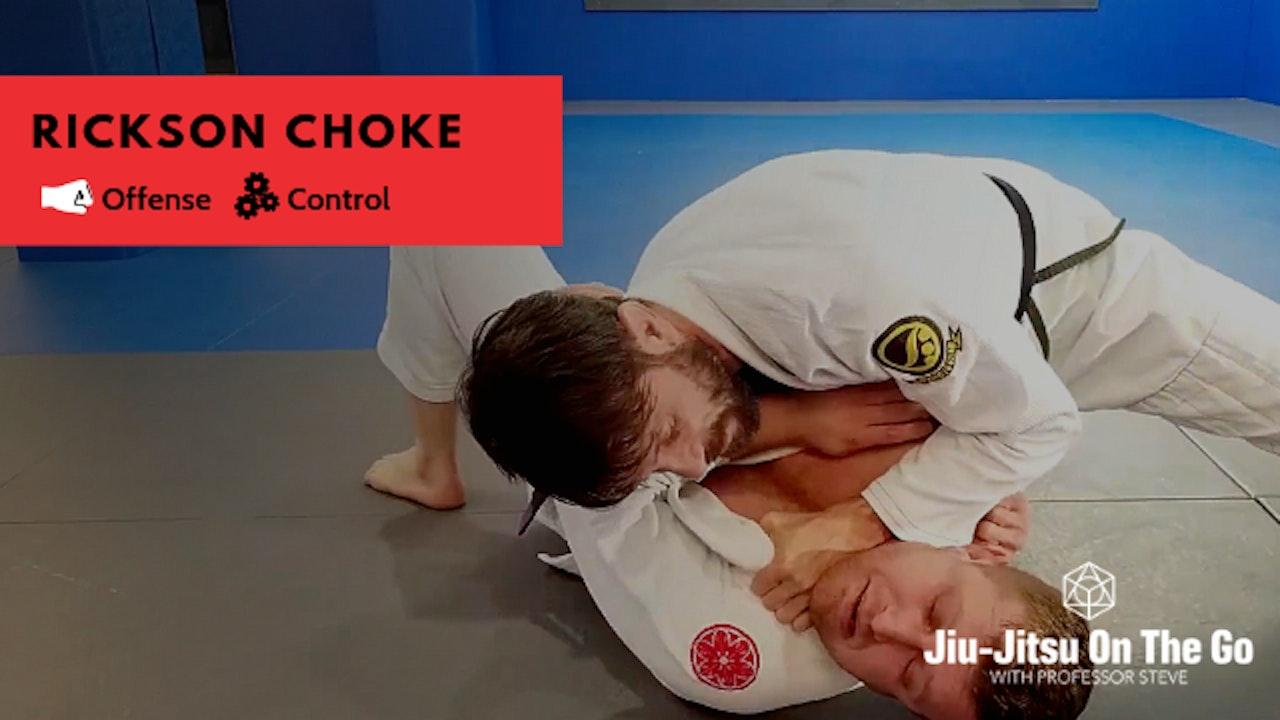 Rickson Choke