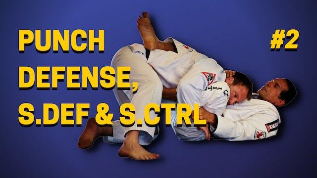 Punch Defense, Self-Defense & Side Co...
