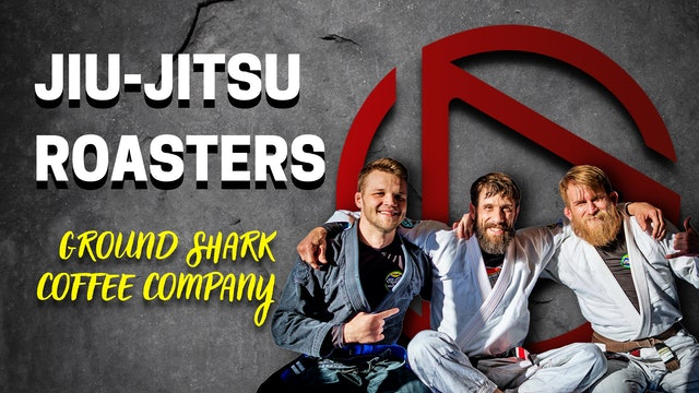 Jiu-Jitsu Roasters - Ground Shark Coffee