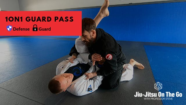 1on1 Guard Pass Series