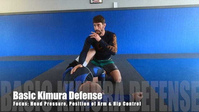 Kimura Def HG 1of4