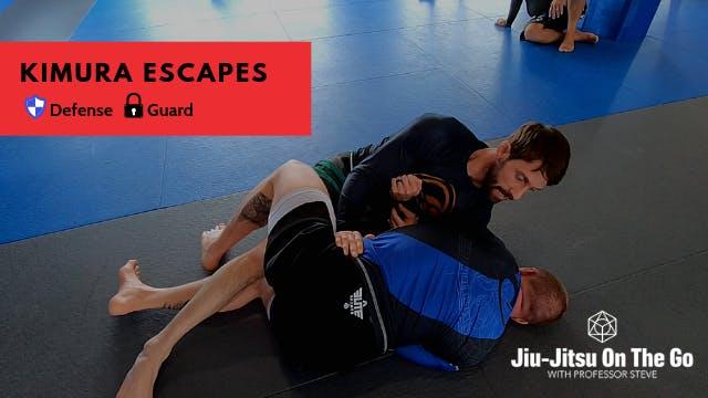 Kimura Defense & Escapes