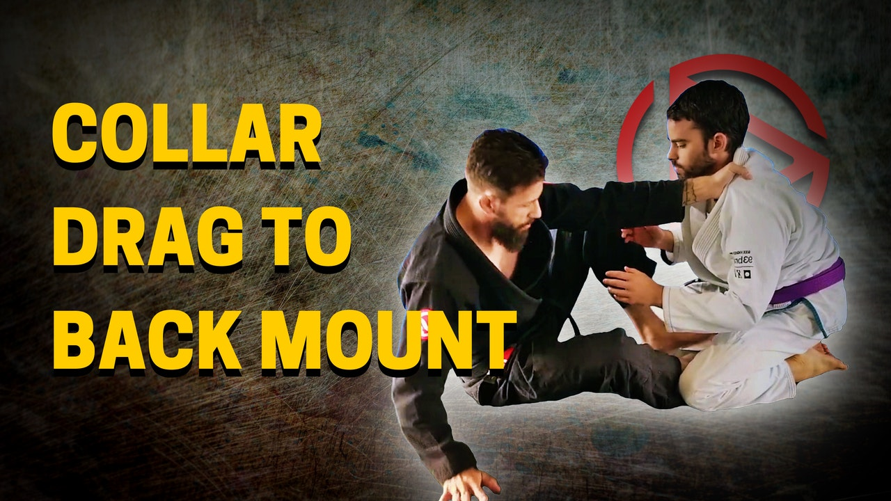 Collar Drag to Back Mount