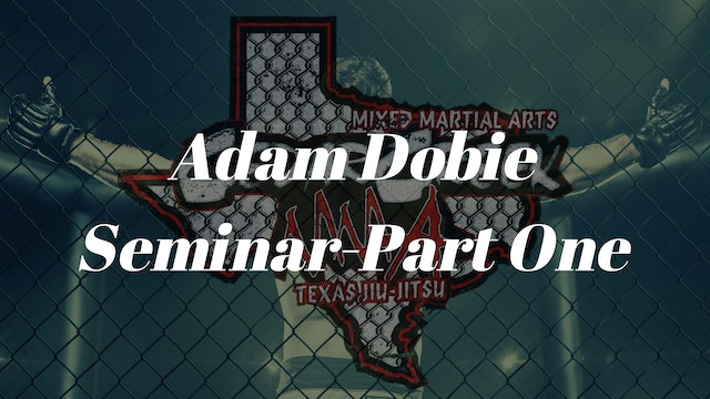 Adam Dobie 1of3