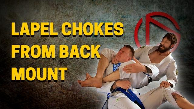 Back Lapel Chokes