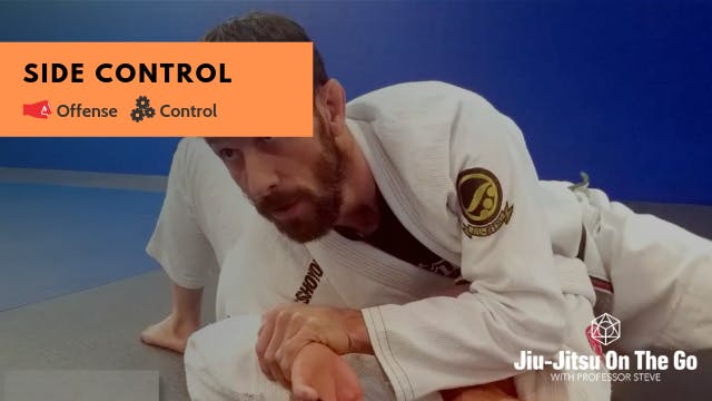 Side Control Attack Series